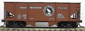 Accurail Great Northern 55-Ton Canton Twin Hopper #73002 HO Scale Model Train Freight Car #2301