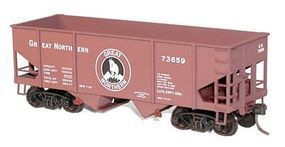 Accurail Great Northern 55-Ton Canton Twin Hopper Kit #73659 HO Scale Model Train Freight Car #2304