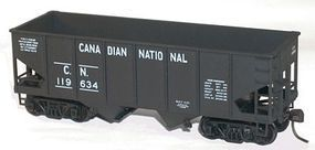 Accurail USRA 55-Ton 2-Bay Coal Hopper - Kit - Canadian National HO Scale Model Train Freight Car #2421