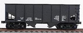 Accurail USRA 55-Ton 2-Bay Coal Hopper Kit Data Only HO Scale Model Train Freight Car #2497
