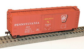 Accurail 40 Boxcar Insulated Door Pennsylvania RR Kit HO Scale Model Train Freight Car #31022