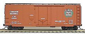 Accurail 40 AAR Plug Door Box Car Kit - Canadian National HO Scale Model Train Freight Car #3108