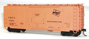 Accurail 40 AAR Plug Door Box Car Kit - Milwaukee Road HO Scale Model Train Freight Car #3114