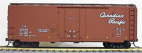Accurail 40 AAR Plug Door Boxcar Canadian Pacific HO Scale Model Train Freight Car #3127