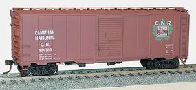 Accurail 40 AAR Steel Boxcar Canadian National HO Scale Model Train Freight Car #35089