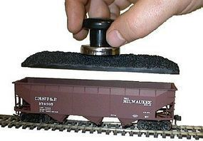 Accurail Coal Loads pkg(48) - For Accurail Twin Hoppers HO Scale Model Train Freight Car #351