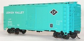 Accurail 40 AAR Steel Boxcar Lehigh Valley HO Scale Model Train Freight Car #35361