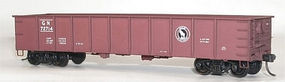 Accurail 41 Steel Gondola 3-Pack Kit Great Northern HO Scale Model Train Freight Car #37124