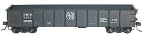 Accurail 41 Steel Gondola Kit Duluth, Missabe & Iron Range HO Scale Model Train Freight Car #37191