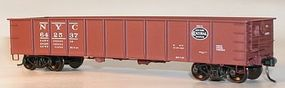 Accurail New York Central 41 AAR Steel Gondola HO Scale Model Train Freight Car #3721