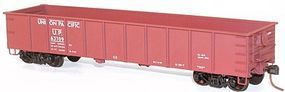 Accurail 41 Steel Gondola - Kit (Plastic) - Union Pacific HO Scale Model Train Freight Car #3742