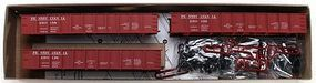 Accurail 416 AAR Steel Gondola Pennsylvania (3) HO Scale Model Train Freight Car #37474