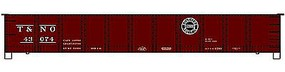 Accurail 41 Steel Gondola - Kit - Southern Pacific T&NO HO Scale Model Train Freight Car #3749