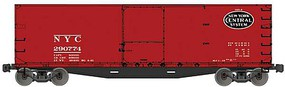 Accurail 40 DS Wood Boxcar NYC