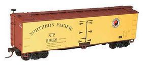 Accurail 40 Wood Reefer - Kit - Northern Pacific #91059 HO Scale Model Train Freight Car #48092