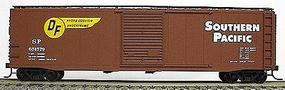 Accurail 50 Single-Door Riveted-Side Boxcar Southern Pacific HO Scale Model Train Freight Car #5012