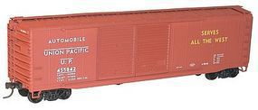 Accurail 50 Steel Double-Door Boxcar Kit Union Pacific #455842 HO Scale Model Train Freight Car #5234