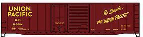 Accurail 50 Combo-Door Boxcar Union Pacific HO Scale Model Train Freight Car #5325