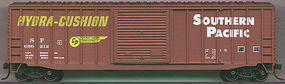 Accurail 50 Exterior Post Boxcar - Kit Southern Pacific HO Scale Model Train Freight Car #5608