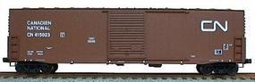 Accurail 50 Welded Sliding-Door Boxcar Kit Canadian National HO Scale Model Train Freight Car #5708
