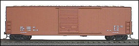 Accurail 50 Boxcar Kit Data Only Mineral Red HO Scale Model Train Freight Car #5798