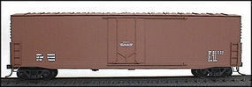 Accurail 50 Welded Plug-Door Boxcar Kit Data Only (Mineral Red) HO Scale Model Train Freight Car #5898