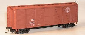 Accurail 6-Panel Wood Boxcar Boston & Maine HO Scale Model Train Freight Car #70149