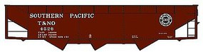 Accurail 70 ton OS Triple Hopper Southern Pacific HO Scale Model Train Freight Car #75041