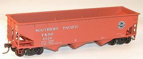 Accurail Offset Triple Hopper Southern Pacific (3) HO Scale Model Train Freight Car #8060