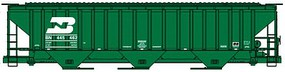 Accurail PS Covered Hopper BN