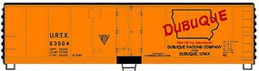 Accurail 40 Stl Reefer Dubuque