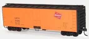 Accurail 40 Steel Reefer w/Hinged Door Kit Milwaukee Road HO Scale Model Train Freight Car #8305