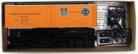 Accurail 40 Steel Reefer PFE HO Scale Model Train Freight Car #83071