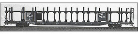 Accurail 89 Bi-Level Open Auto Rack Kit Canadian Pacific Rail HO Scale Model Train Freight Car #9209