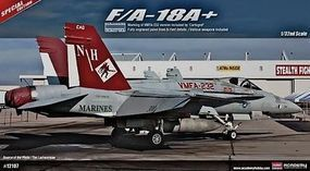 Academy F/A18+ VMFA232 Red Devils USMC Fighter Plastic Model Airplane Kit 1/32 Scale #12107