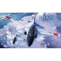 Academy T-50 ROK Air Force Advanced Trainer Plastic Model Airplane Kit 1/48 Scale #12231