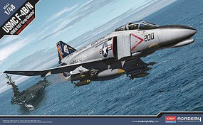 Academy 1/48 F4B/N WMFA531 gray Ghosts USMC/USN Fighter