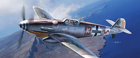 Academy Messerschmitt Bf109G6/G2 JG27 Fighter 1/48 Scale Plastic Model Airplane Kit #12321