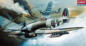 Academy Hawker Typhoon 1B Aircraft Plastic Model Airplane Kit 1/72 Scale #12462