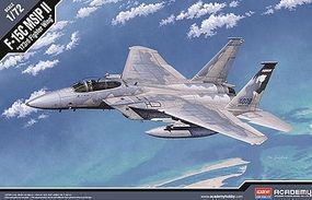 Academy F15C MSIP II Tactical Fighter Plastic Model Airplane Kit 1/72 Scale #12506
