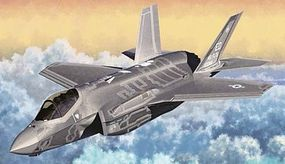 Academy F35A Lightning II USAF Aircraft (New Tool) Plastic Model Airplane Kit 1/72 Scale #12507
