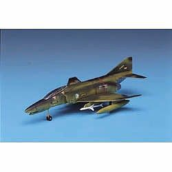 Academy F4F Phantom II Fighter Plastic Model Airplane Kit 1/144 Scale #12611