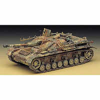 Academy Sturmgeschultz IV Tank Plastic Model Military Vehicle Kit 1/35 #13235