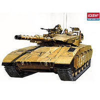 Academy IDF Merkava Mk III Tank Plastic Model Military Vehicle Kit 1/35 #13267