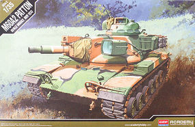 Academy US Army M60A2 Patton Tank 1/35 Scale Plastic Model Military Vehicle Kit #13296