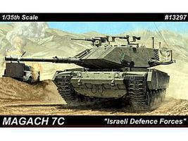 Academy Magach 7C Plastic Model Military Vehicle Kit 1/35 Scale #13297