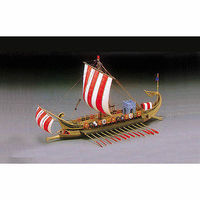 Academy Roman Warship Plastic Model Military Ship Kit 1/240 Scale #14207