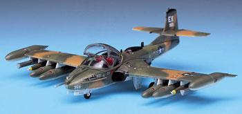 Academy Plastics A-37B Dragonfly -- Plastic Model Airplane Kit -- 1/72 Scale -- #1663