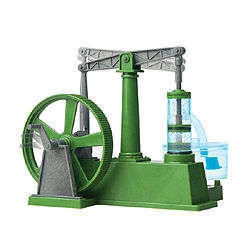 Academy 19th Century Pumping Engine Plastic Model Engine Kit #18131