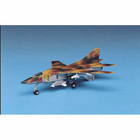 Academy Mig23 Flogger Fighter Plastic Model Airplane Kit 1/144 Scale #4440